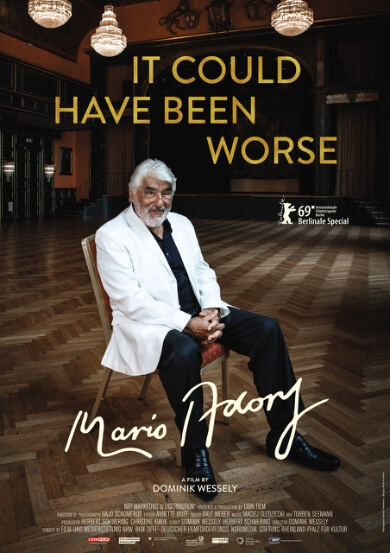 IT COULD HAVE BEEN WORSE - MARIO ADORF