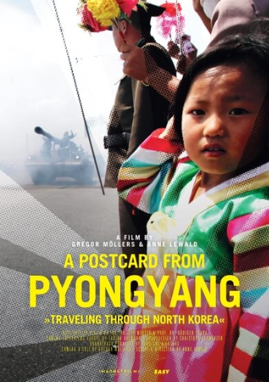 A POSTCARD FROM PYONGYANG