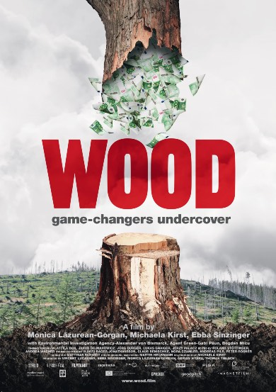 WOOD | GAME-CHANGERS UNDERCOVER