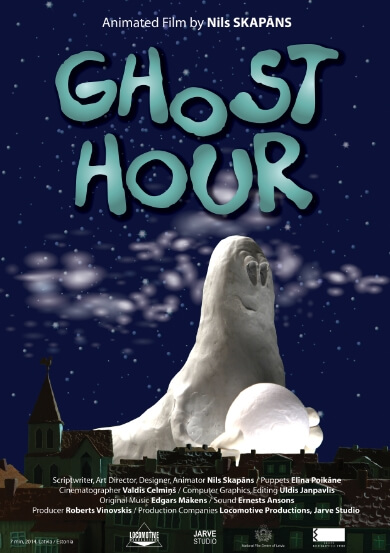 GHOST HOUR