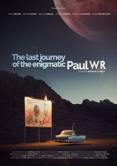 LAST JOURNEY OF THE ENIGMATIC PAUL W.R.