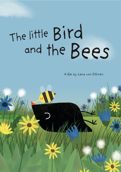 THE LITTLE BIRD AND THE BEES