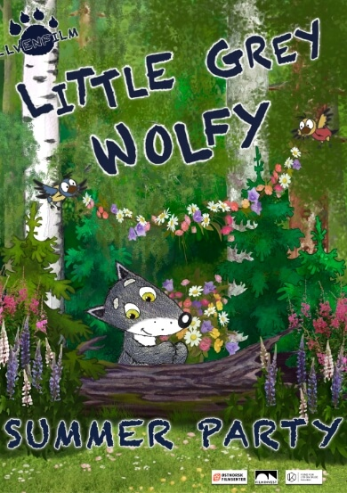 LITTLE GREY WOLFY - SUMMER PARTY