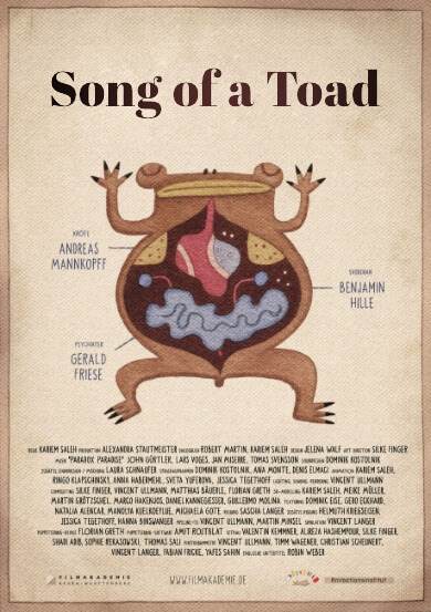 SONG OF A TOAD
